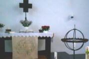 Todenmann: Offene Kapelle, ab sofort mit Lesung
