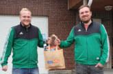 """Aktion """"Ehrenamt überrascht"""": Geschenk für Jan Redeker vom TSV Krankenhagen"""