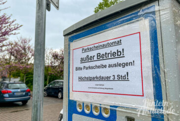 Ab sofort und bis 31. Januar 2022: Gratis-Parken in Rinteln