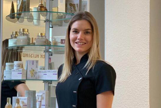 """Selina Pfitzner neu im Team von """"Kosmetik in der Altstadt"""""""