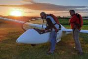 Thermik gegen Hangflug, Süd gegen Nord: Rintelner Segelflieger landen auf Tabellenplatz 3