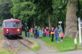 Am Sonntag fährt der Schienenbus wieder öffentlich