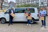 Für die ersten 250 Kunden: Für 50 Euro shoppen, gratis Rinteln-Shopping-Bag erhalten