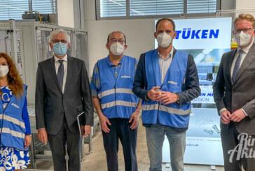 """""""Brauchen wettbewerbsfähige Standortbedingungen"""": Stüken-Geschäftsführung appelliert an Maik Beermann"""