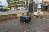 Bronze-Tastmodell der Rintelner Altstadt wird eingeweiht