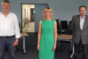 Andrea Lange wird erste Wahl der WGS