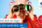 (Stellenanzeige) Azurit Seniorenzentrum sucht Verstärkung