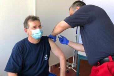 102 Spritzen in Rinteln verabreicht: Stüken startet mit Corona-Impfungen der Mitarbeiter