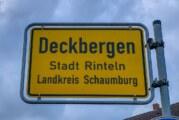 Deckbergen: Beim Abbiegen auf Bundesstraße PKW übersehen
