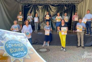 Rintelner Sommer-Bühne 2021: Kino, Kunst, Kultur und Musik am Kirchplatz
