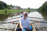 Endlich wieder im großen Mannschaftsboot: WSV Rinteln im vollen Ruderbetrieb mit zusätzlichen Aktivitäten