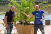Auf dem Weserradweg unterwegs: NDR1-Moderator Schorse besucht den Bodega Beach Club