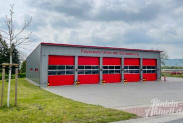 Feuerwehr Westendorf wird mit Feuerwehr Unter der Schaumburg vereint