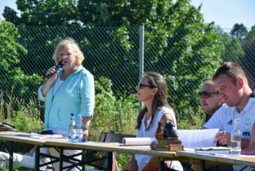 TSV Krankenhagen feiert Jahreshauptversammlung unter freiem Himmel