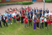 58 Abiturientinnen und Abiturienten an den BBS Rinteln verabschiedet