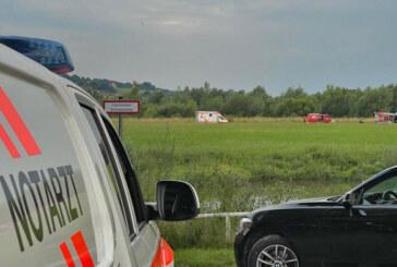 Großeinsatz auf der Weser mit Happy End: Feuerwehr, DLRG und Polizeihubschrauber auf der Suche nach vermisster Person