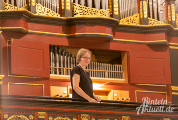 Töne wie am ersten Tag: Orgelsanierung in St. Nikolai Kirche offiziell gefeiert