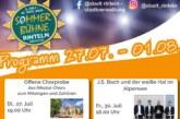 Rintelner Sommer-Bühne: Programm vom 27. Juli bis 1. August 2021