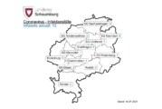 Aktuelles zu Corona in Schaumburg: Inzidenz steigt auf 5,1