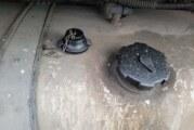 Rinteln: Dieseldiebstahl im Industriegebiet