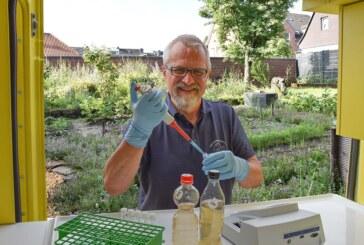 Labormobil kommt nach Rinteln: Umweltschützer untersuchen Brunnenwasser