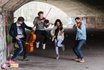 """Am 18. Juli auf der Rintelner Sommer-Bühne: """"Feuerbach Quartett: Born to be child"""""""