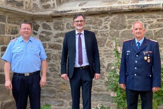 Langjährige Führungskräfte der Rintelner Feuerwehren offiziell verabschiedet