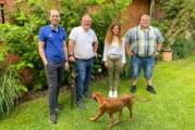 Bürgermeisterkandidatin Doris Neuhäuser besucht Hohenrode