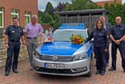 Polizeistation Rehren: Kriminalhauptkommissar Andreas Wichmann geht nach 44 Jahren in den Ruhestand