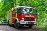 Unfall nahe der Wittekindsburg: Radfahrer bei Sturz verletzt