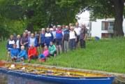 11. Gemeinschaftstour vom TuS Niedernwöhren und WSV Rinteln: Ruderwanderfahrt 2021 rund um die Hansestadt Lübeck