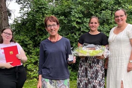 Sommerfest der Rintelner SPD mit Ehrungen für langjährige Mitgliedschaft