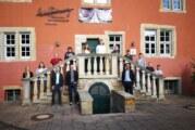 Rinteln: Stadt und Stadtwerke begrüßen elf Berufsanfänger