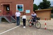 Erkenntnisse über Engern: Doris Neuhäuser besucht Gänsedorf