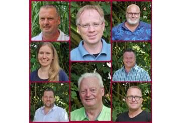Kommunalwahl: Dies sind die Kandidaten der CDU Steinbergen