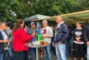 """""""Die Bouletten"""" und """"Die Steinpilze"""" gewinnen Meisterschaft bei Boulefreunden Rinteln"""