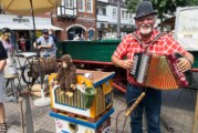 Sympathischer, verkaufsoffener Sommer-Sonntag in Rinteln