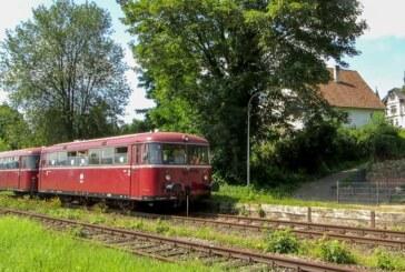 """Der historische """"Schienenbus"""" fährt am Sonntag wieder von Rinteln nach Obernkirchen"""