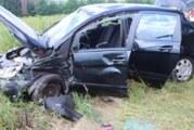 Zwei Verletzte bei Unfall auf Eisberger Straße