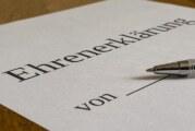 Rinteln: Parteien verurteilen Internet-Beleidigungen im Wahlkampf / Keine Mehrheit für Ehrenerklärungen