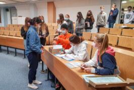 Juniorwahl am Gymnasium Ernestinum Rinteln
