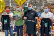 Marktkauf Rinteln sponsert T-Shirts für Fußballer der JSG Süd-Weser