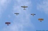 """Luftsportverein Rinteln: Viele selbstgebaute Motorflugzeuge und Oldtimer beim """"Fly-In"""""""