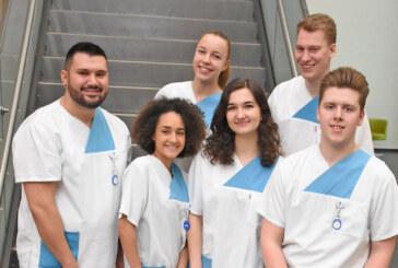 Kurzfristig freie Plätze sichern: Ausbildungs-Speed-Dating im Agaplesion Klinikum Schaumburg