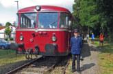 Vorletzte Fahrt in diesem Jahr: Mit dem Schienenbus des Fördervereins von Rinteln nach Stadthagen