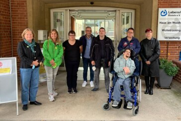 Grünen-Politikerinnen besuchen Lebenshilfe Rinteln