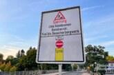 Kleinenbremen: Radwegesanierung startet, Umleitung für Verkehr in Richtung Minden