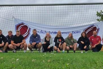 Rugby-Probetraining der Schaumburg Royals in Rinteln