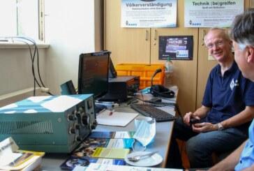 Spannungsanstieg: Funkamateure aus Rinteln zu Gast in der Eulenburg