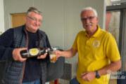 Erzählcafé in der Eulenburg: Frank Rolf, Dieter Menke und das Goldbecker Mühlenbier